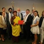 Rencontre avec les équipes de la coopération américaine USAID