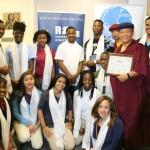 Rencontre avec les jeunes futurs leaders de la Robert F. Kennedy Institute