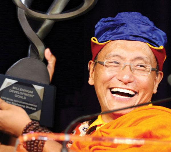 Le Gyalwang Drukpa
